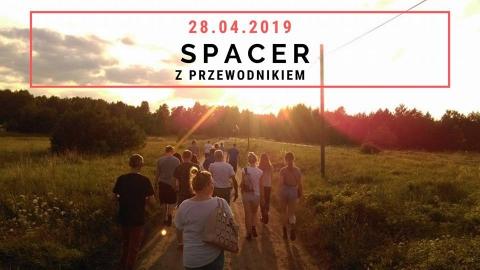 Galeria dla Wiosenny Spacer z Przewodnikiem po Tleniu