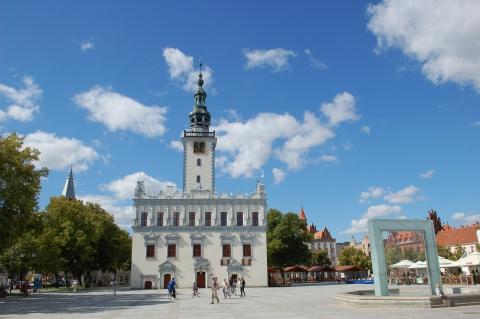 Gotycko-renesansowy ratusz w Chełmnie, fot. Elżbieta Pawelec