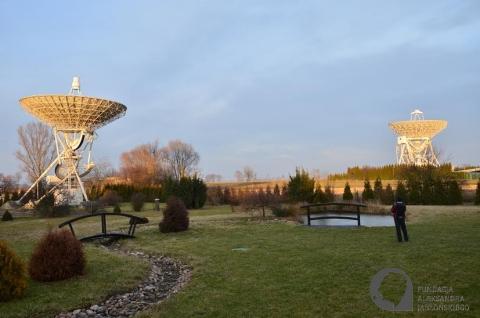 Galeria dla Zwiedzanie Obserwatorium Astronomicznego w Piwnicach dla osób indywidualnych