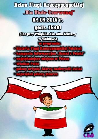 Galeria dla Dzień flagi w Wałdowie