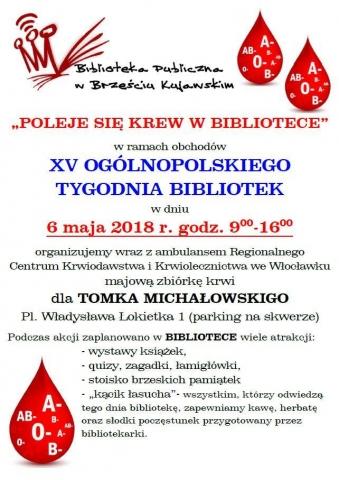 """Galeria dla """"Poleje się krew w bibliotece"""""""