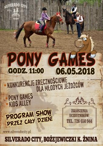 Galeria dla Pony Games - zawody konne dla dzieci