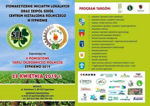 Galeria dla V Powiatowe Targi Ogrodniczo-Rolnicze