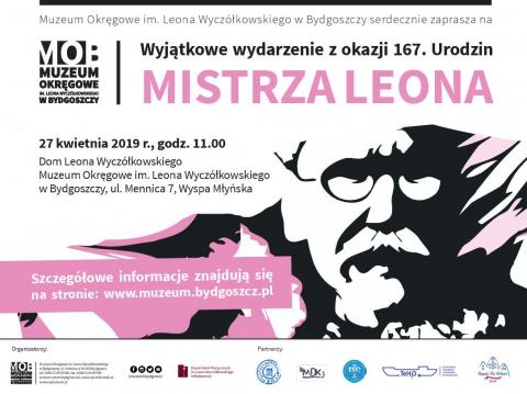 Galeria dla Urodziny Mistrza Leona Wyczółkowskiego