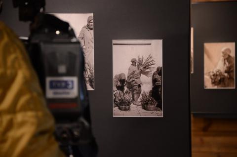 """Galeria dla Finisaż wystawy """"Wileńskie kiermasze, jarmarki i odpusty. Fotografie Bolesławy i Edmunda Zdanowskich"""""""