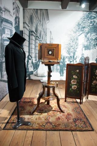 Fragment ekspozycji stałej Muzeum Historii Włocławka