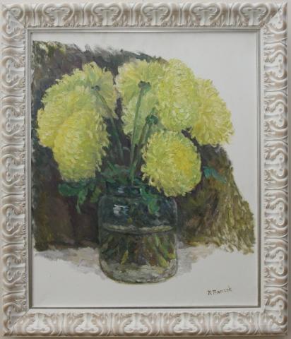 Galeria dla Kwiaty kujawskich pół i ogrodów - malarstwo Ryszarda Barczaka