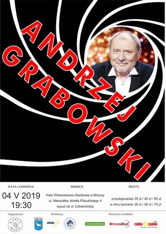 Galeria dla Koncert kabaretowy Andrzeja Grabowskiego