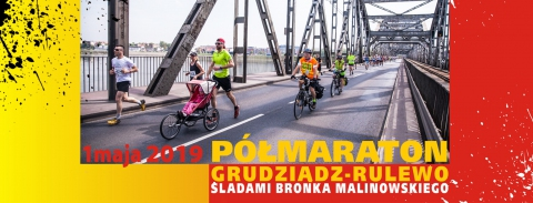 Galeria dla Półmaraton Grudziądz - Rulewo Śladami Bronka Malinowskiego