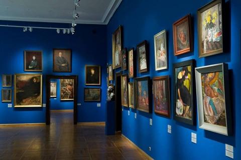 Galeria dla Dzień Wolnej Sztuki